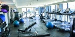 Hilton-gym